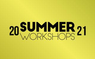 SUMMER WORKSHOPS 2021 – letní taneční kemp pro juniory a dospělé