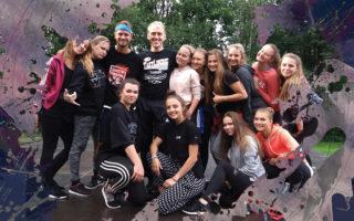 SUMMER WORKSHOPS 2018 – letní taneční kemp pro juniory a dospělé