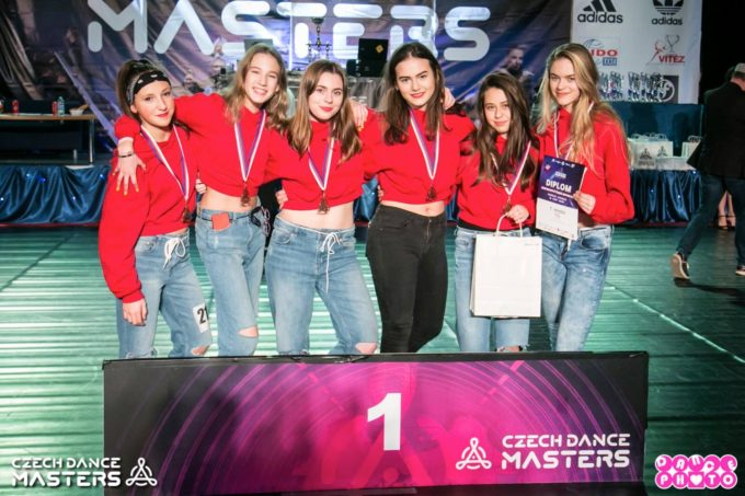 MČR DISCO DANCE A HIP HOP - CZECH DANCE MASTERS 2017