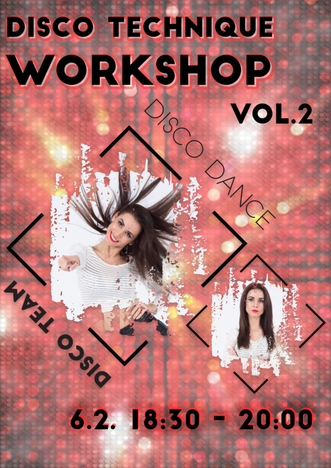 DISCO TECHNIQUE WORKSHOP VOL.2