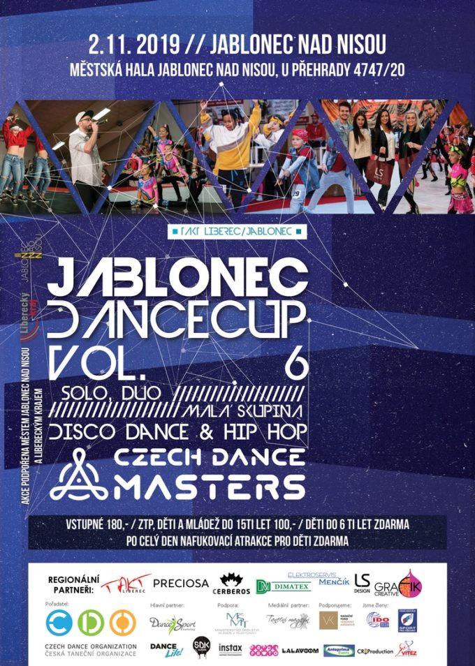 DANCE CUP JABLONEC 2019